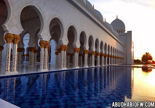 mosque sheikh zayed