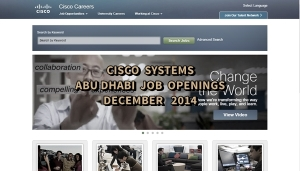 cisco uae jobs abu dhabi december 2014