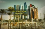 Abu Dhabi Job Vacancies June 2015