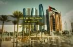 Abu Dhabi Job Vacancies June 2015
