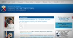 New Official Website of Phil Embassy in Abu Dhabi Launched