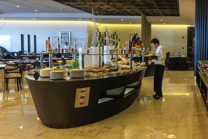 Sofitel Abu Dhabi Restaurant Menu
