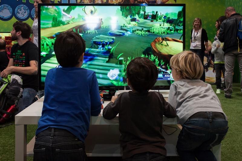 Yas Mall gaming