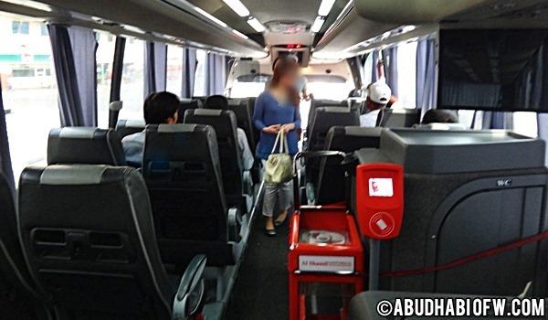 abu dhabi bus