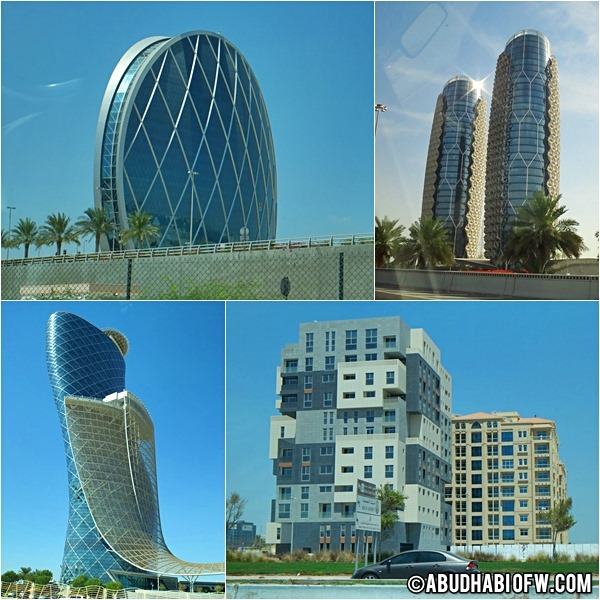 structure architecture abu dhabi