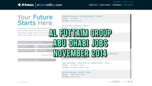 al futtaim group jobs november 2014
