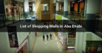 List of Shopping Malls in Abu Dhabi