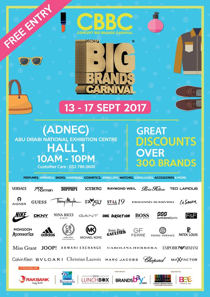 big brands carnival abu dhabi