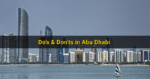 Do's and Don'ts in Abu Dhabi