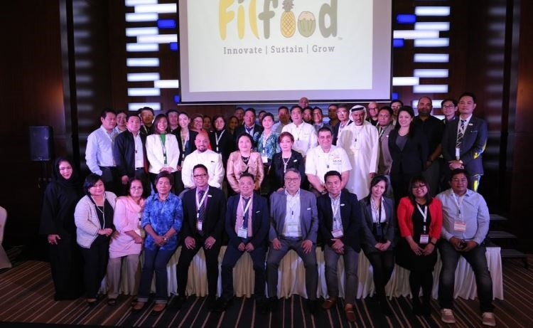 First Filipino Food Industry Conference Held in Abu Dhabi 1
