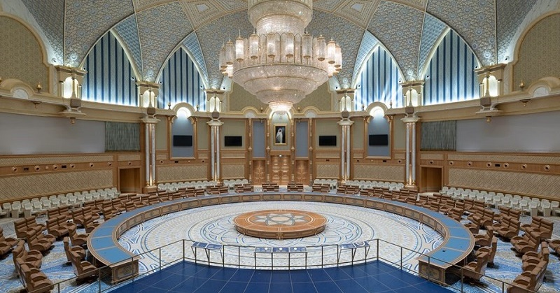 Visit Qasr Al watan a Grand Palace in Abu Dhabi 1a