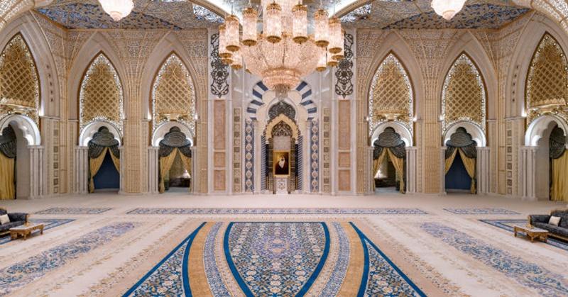 Visit Qasr Al watan a Grand Palace in Abu Dhabi 4