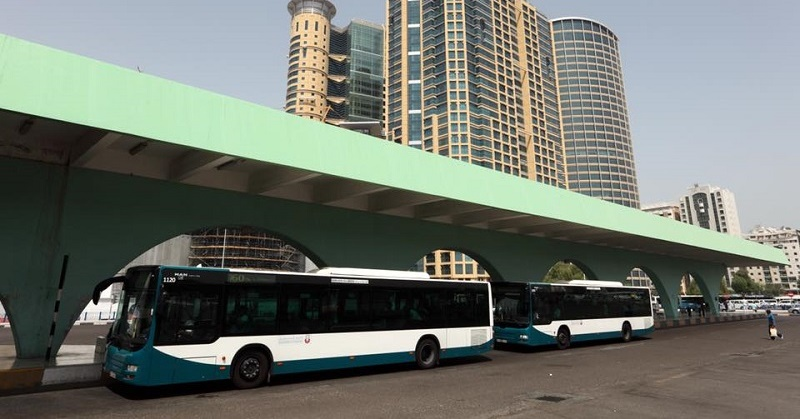 Getting Around Abu Dhabi via Public Bus Transport