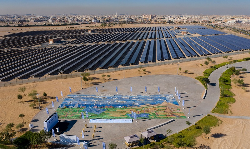 Masdar City Sets New Guinness World Record in Abu Dhabi