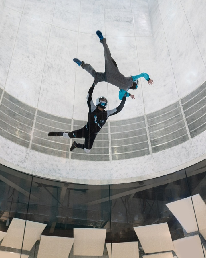 Best Extreme Sports in Abu Dhabi
